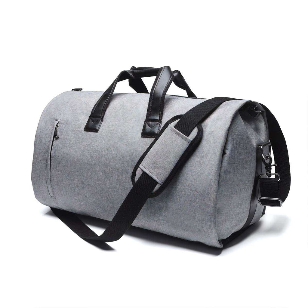 Men's Convertible Garment Duffel Bag,Travel Gear,Mad Man, by Mad Style