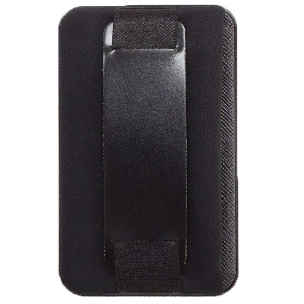 Men's Wide Band Phone Wallet Grip and Stand,Wallets and Clips,Mad Man, by Mad Style