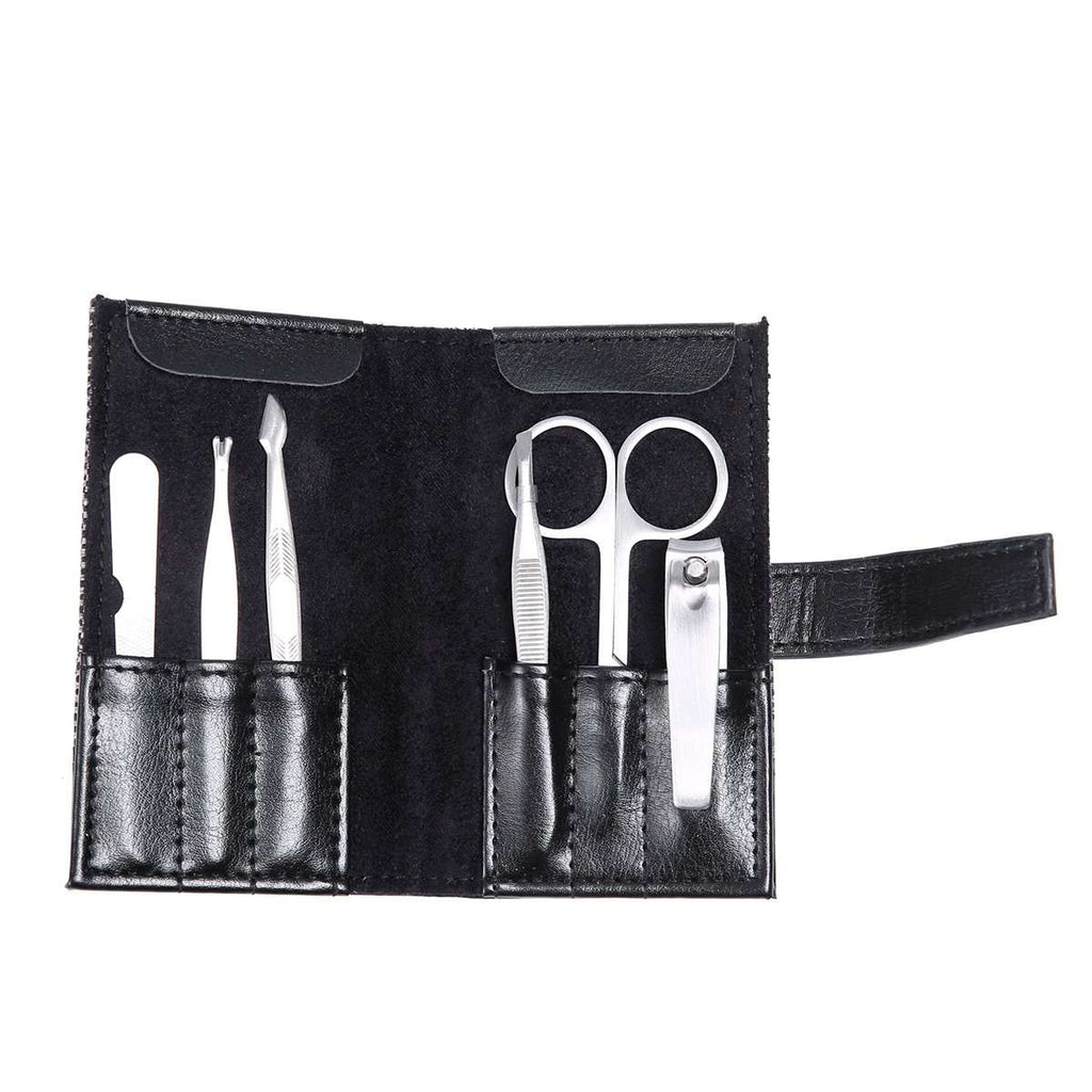 6 Piece Man-icure Case