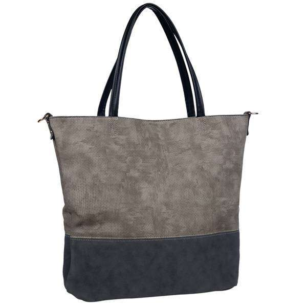 Aerated Large Tote Bag,Totes,Mad Style, by Mad Style