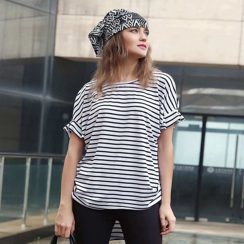 Alex Striped Blouse