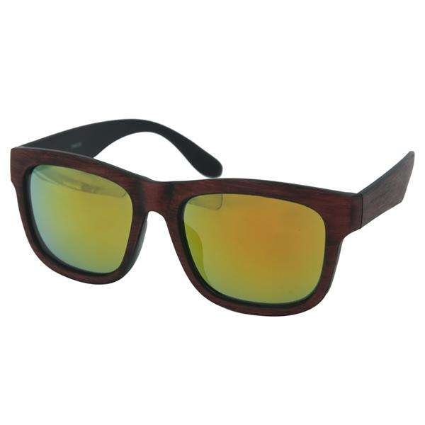 Antiqued Wood Specs Sunglasses,Eyewear,Mad Man, by Mad Style