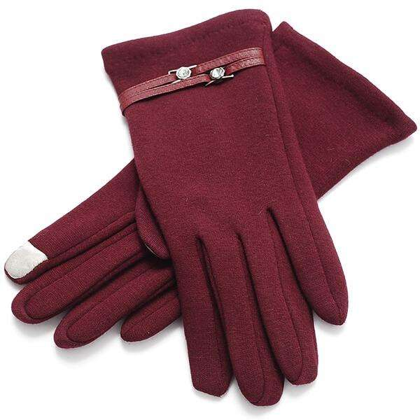 Audrey Texting Gloves,Winter Accessories,Mad Style, by Mad Style