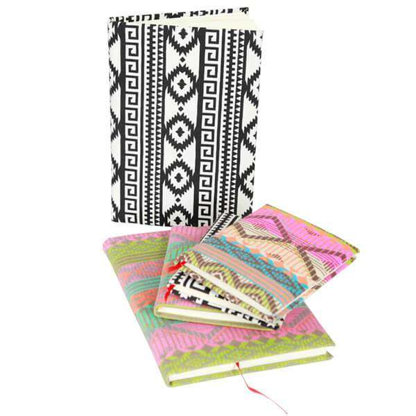 Aztec Pocket Book Notepad,Travel Gear,Mad Style, by Mad Style