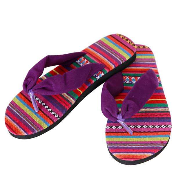 Aztec Slide Sandals,Footwear,Mad Style, by Mad Style