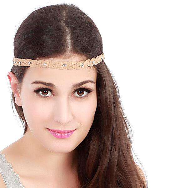 Bellamy Leather Headbands,Hats and Hair,Mad Style, by Mad Style
