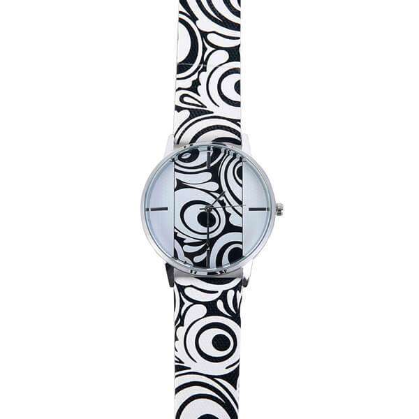 Black & White Watch,Watches,Mad Style, by Mad Style