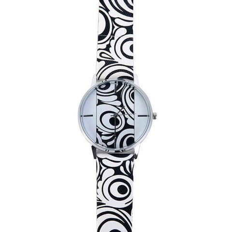 Black & White Watch