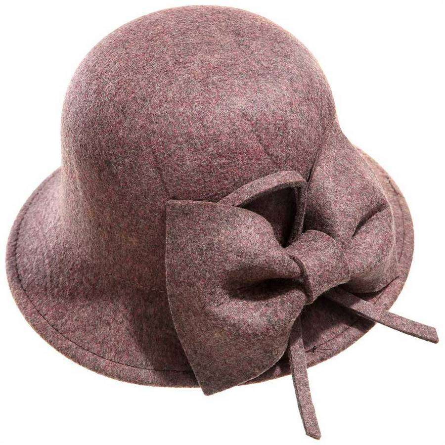 Bow Cloche Hat,Hats and Hair,Mad Style, by Mad Style