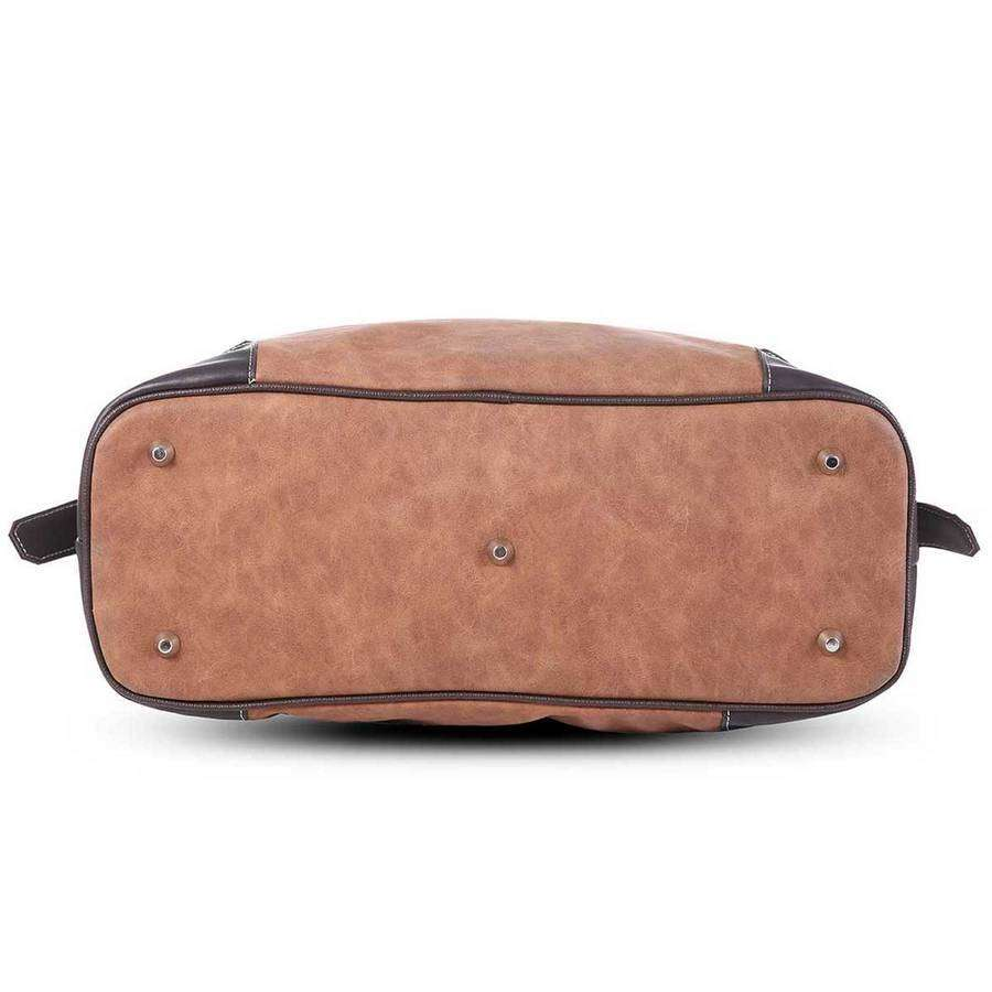 Camel Large Camel Men's Duffel,Bags,Mad Man, by Mad Style