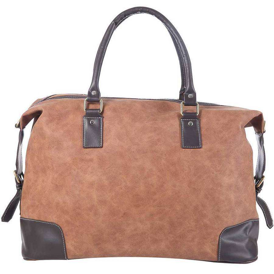 Camel Large Camel Mens Traveler,Bags,Mad Man, by Mad Style