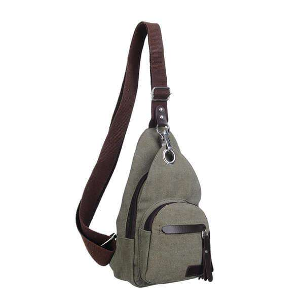 Canvas Utility Bag