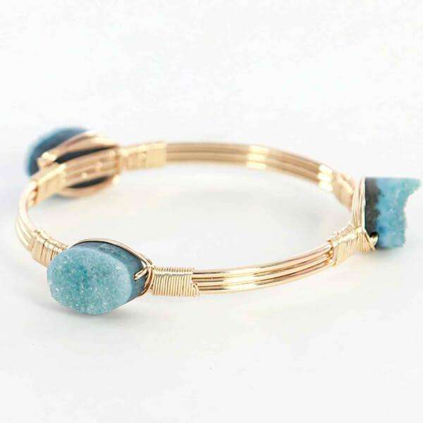 Cassie Rock Candy Bangle