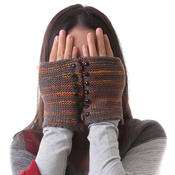 Chelsey Spat Gloves,Winter Accessories,Mad Style, by Mad Style
