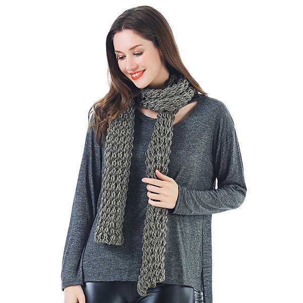 Chloe Mesh Scarf,Heavy Scarves,Mad Style, by Mad Style