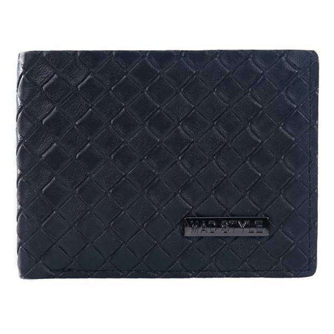 Cody Woven Mens Wallet