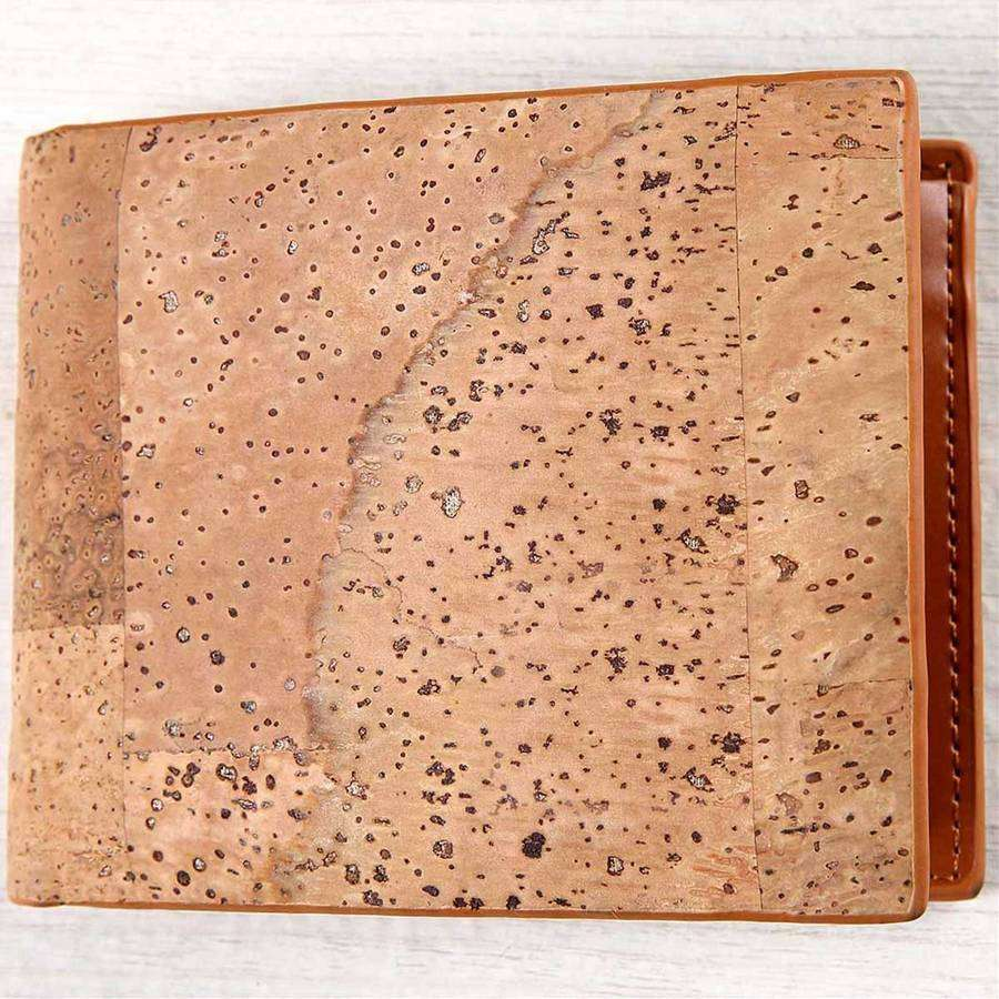 Cork Large Wallet