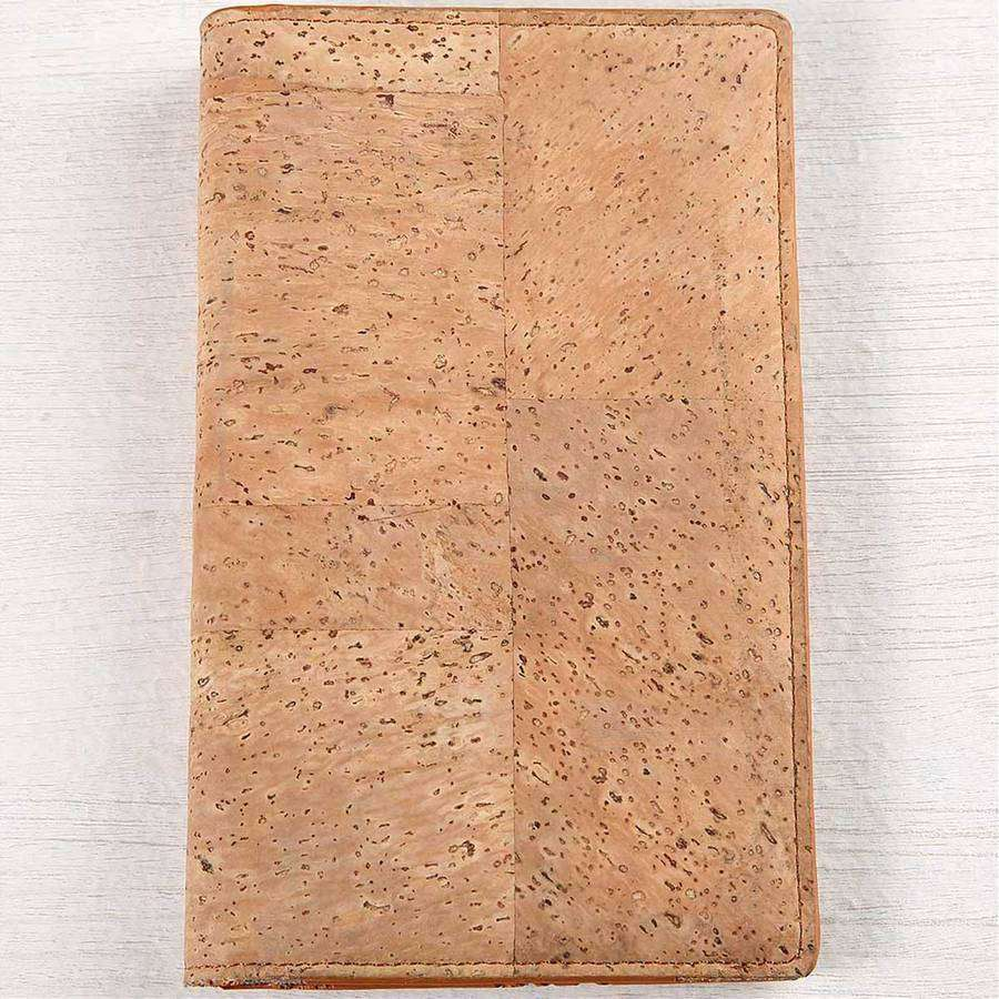 Cork Travel Wallet