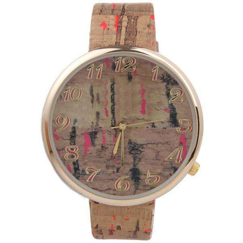 Corked Watch