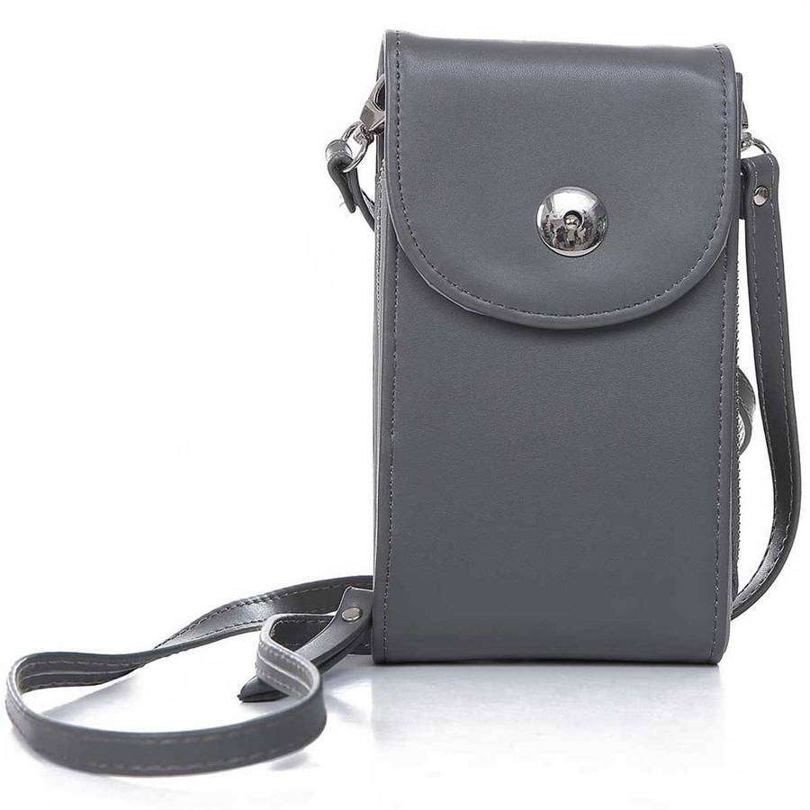 Crossbody Wallet Phone Bag,Crossbodies,Mad Style, by Mad Style