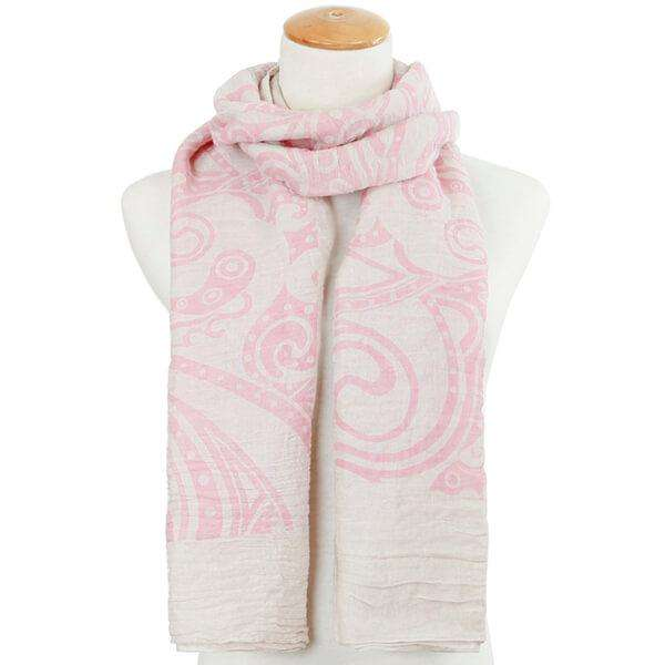 Danbury Scarf,Light Scarves,Mad Style, by Mad Style