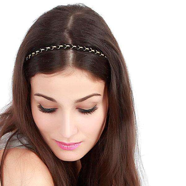 Dariela Leather Headbands,Hats and Hair,Mad Style, by Mad Style