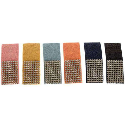 Diamante Hair Clips 12 Piece