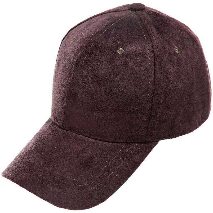 Faux Suede Baseball Hat,Hats and Hair,Mad Style, by Mad Style