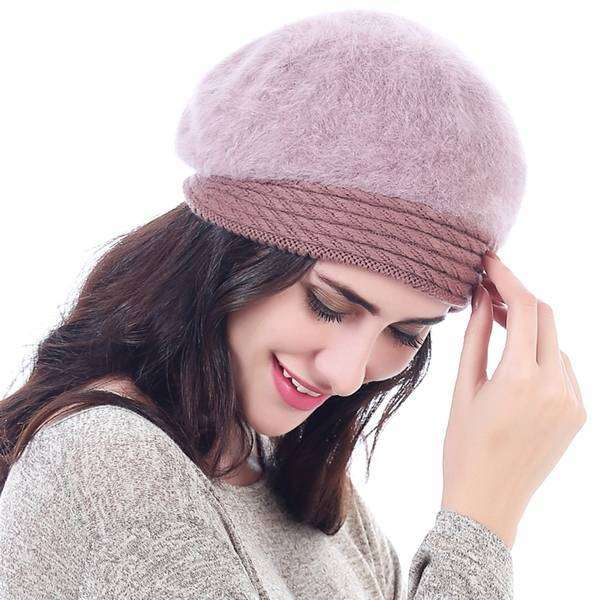 Furberry Beret Hat,Hats and Hair,Mad Style, by Mad Style