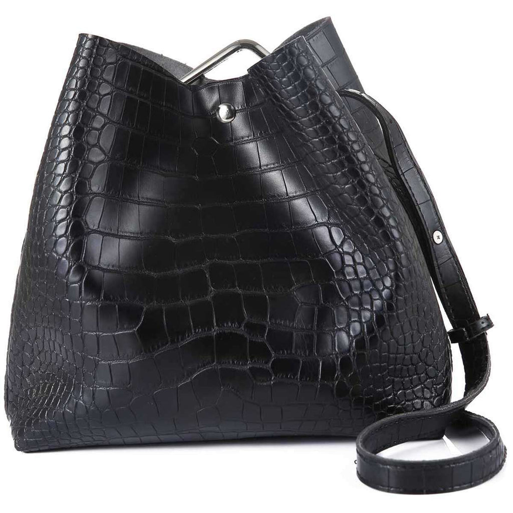 Gator Clip Satchel,Satchels,Mad Style, by Mad Style