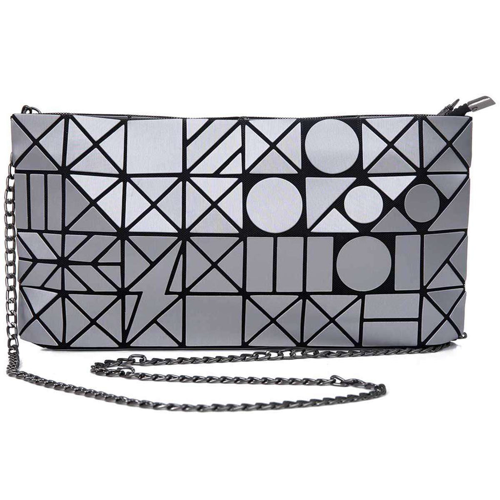 Geometric Clutch Bag,Clutches,Mad Style, by Mad Style