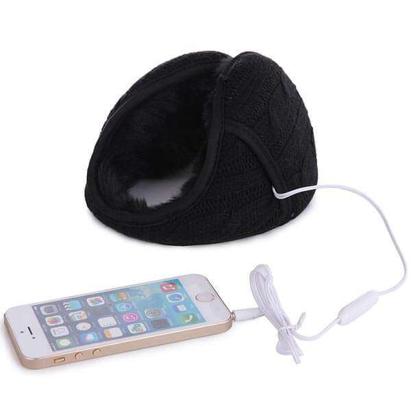 Headphone Ear Muffs,Winter Accessories,Mad Style, by Mad Style