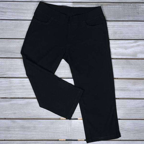 Hyper stretch Capri Pants