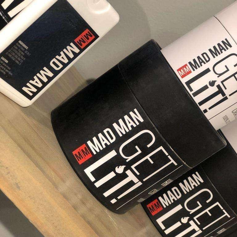 Mad Man Hand Poured Candles,Candles,Mad Man, by Mad Style