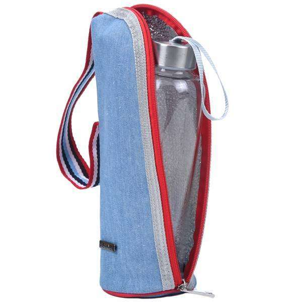 Insulated Bottle Tote,Travel Gear,Mad Style, by Mad Style