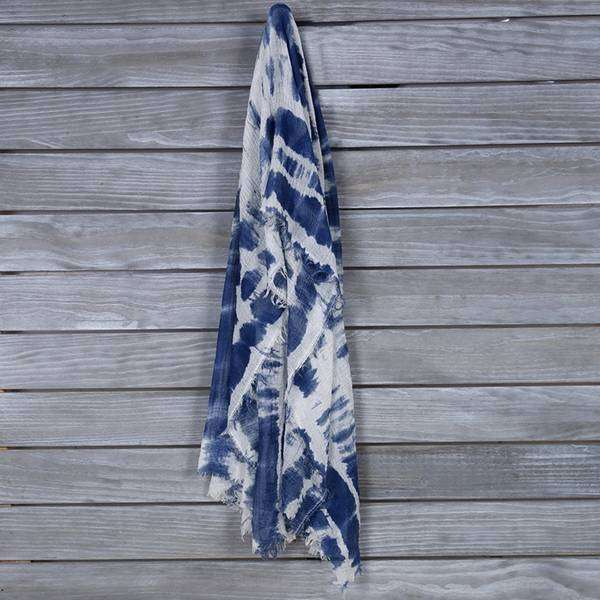 Isla Tie Dye Scarf,Light Scarves,Mad Style, by Mad Style