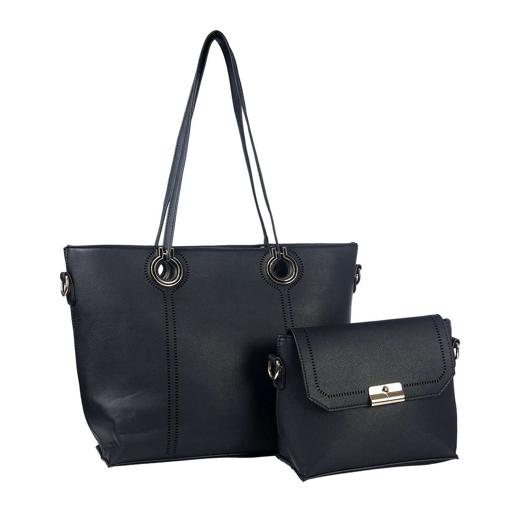 Kensie Duo Handbag Set,Totes,Mad Style, by Mad Style