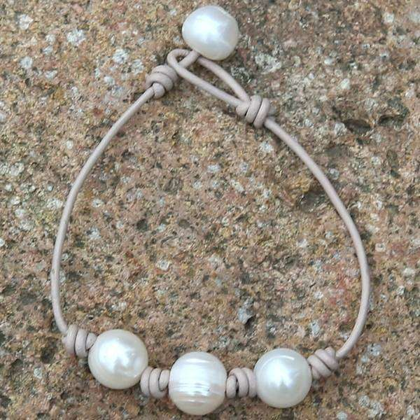 Knots And Pearls Bracelet,Bracelets,Elly, by Mad Style