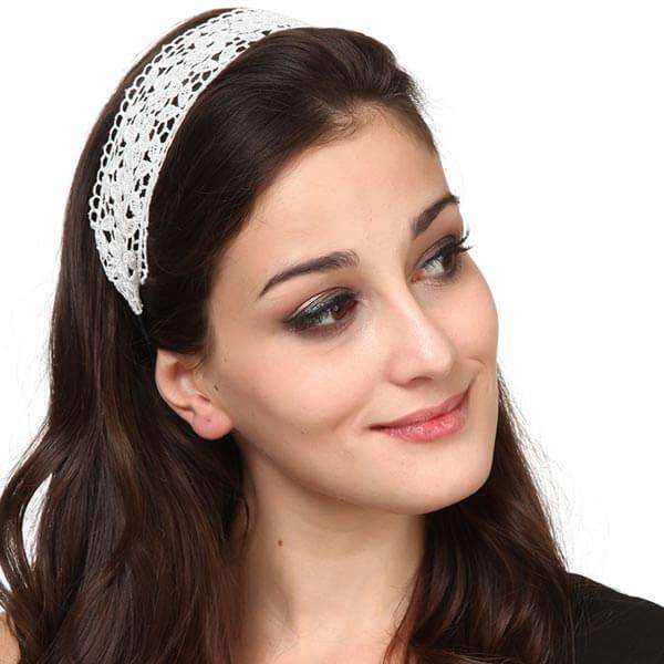 Lace Headband,Hats and Hair,Mad Style, by Mad Style