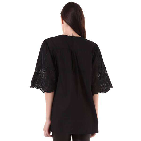 Laser Cut Top,Tops,Mad Style, by Mad Style