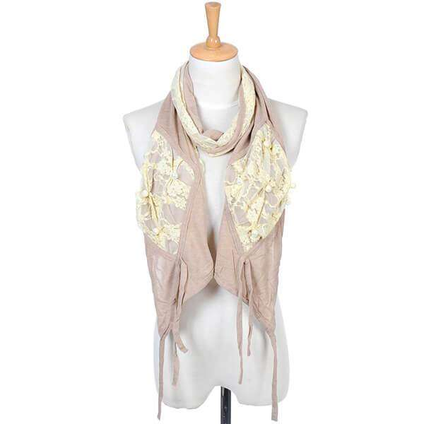 Light Purple  Signature Scarf
