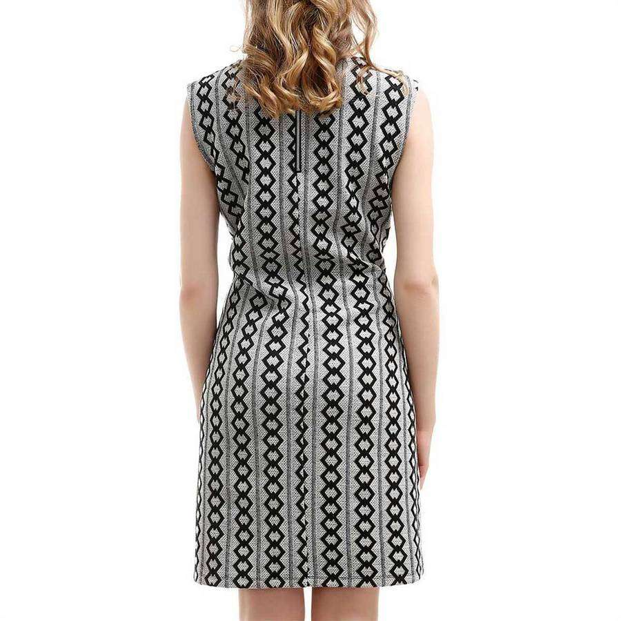 Loop Chain A-Line Dress,Dresses,Mad Style, by Mad Style