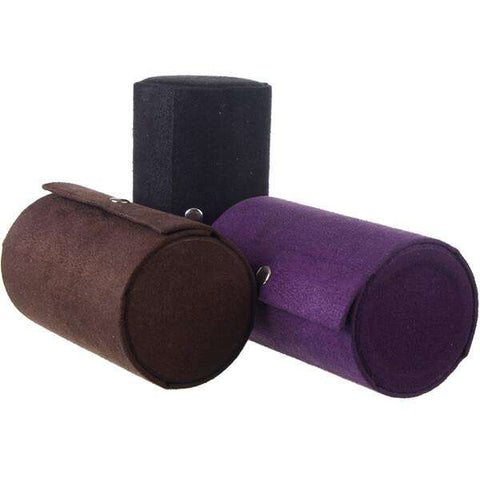 Mad Jewelry Cylinder Travel Storage