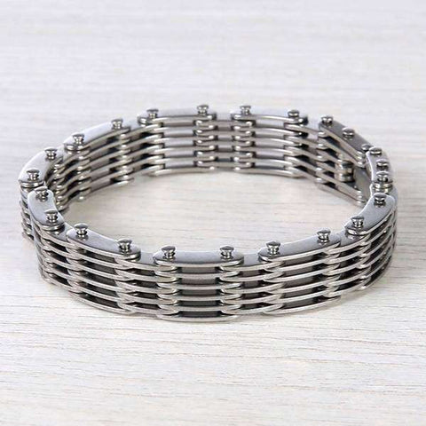 Mad Man Stainless Maverick Bracelet