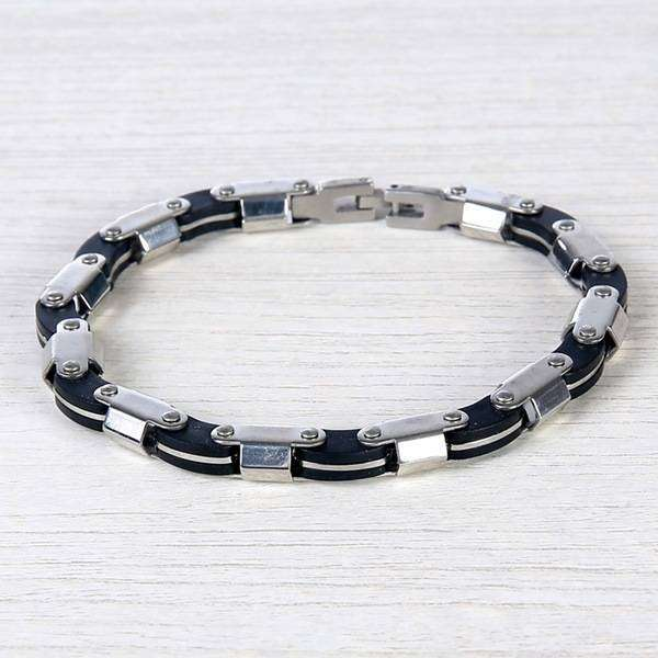 Mad Man Stainless Maverick Bracelet,Jewelry,Mad Man, by Mad Style