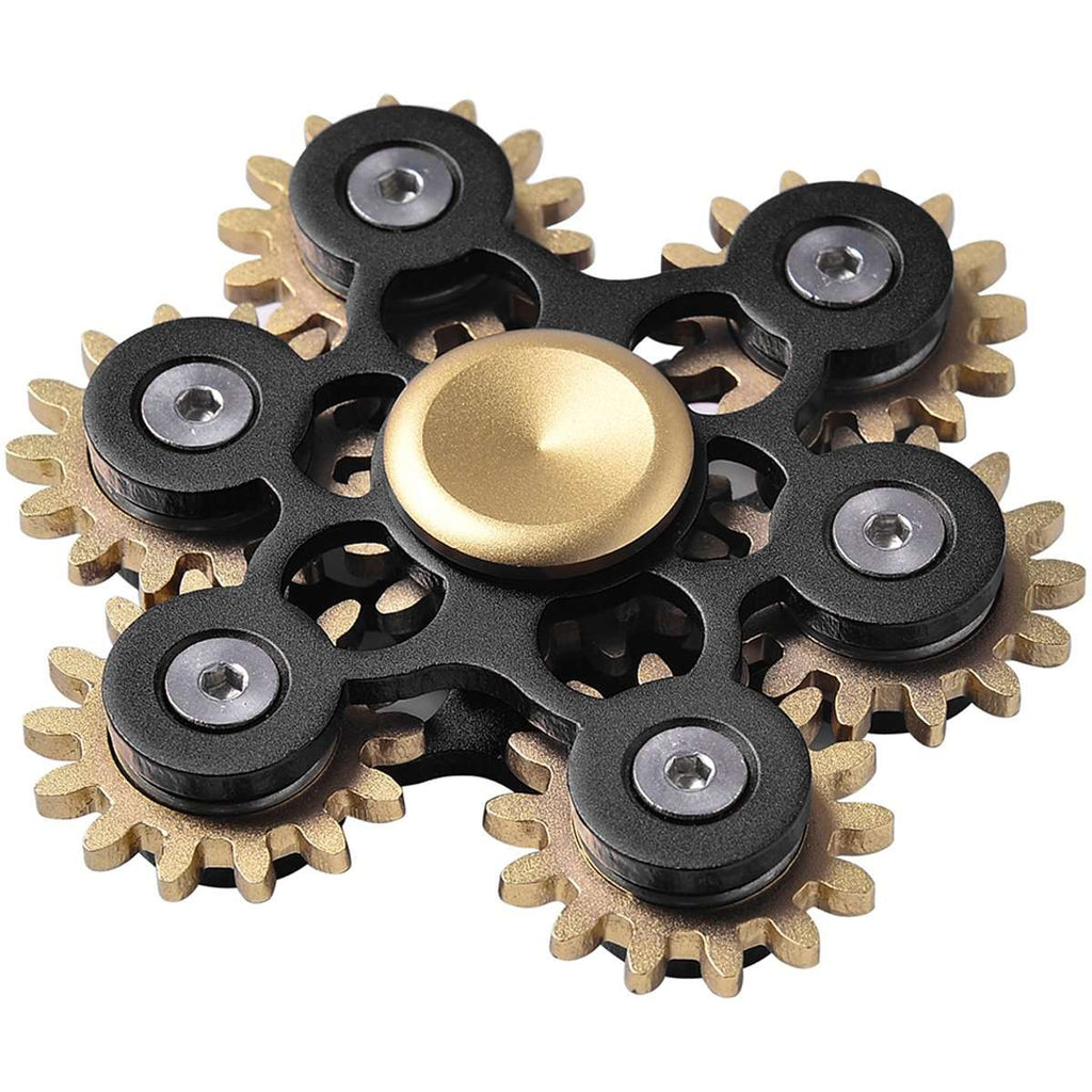Mad Metal Gearhead Spinner,Guy Games,Mad Man, by Mad Style