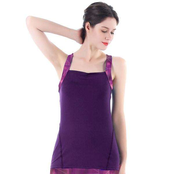 Mad Motion Cross Back Tank Top,Activewear,Mad Style, by Mad Style