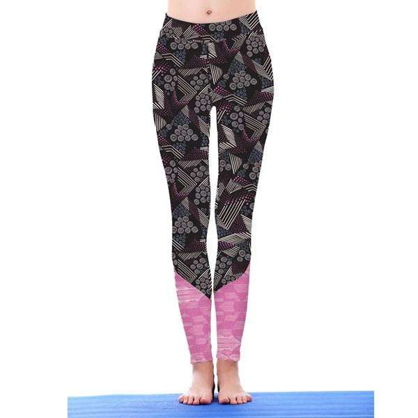 Mad Motion Multi Panel Pant,Activewear,Mad Style, by Mad Style
