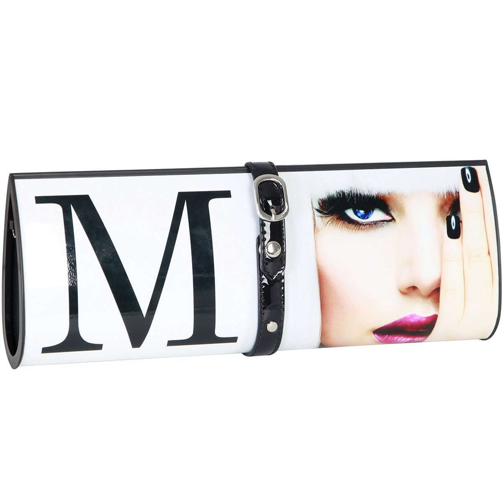 Magazine Clutch,Clutches,Mad Style, by Mad Style