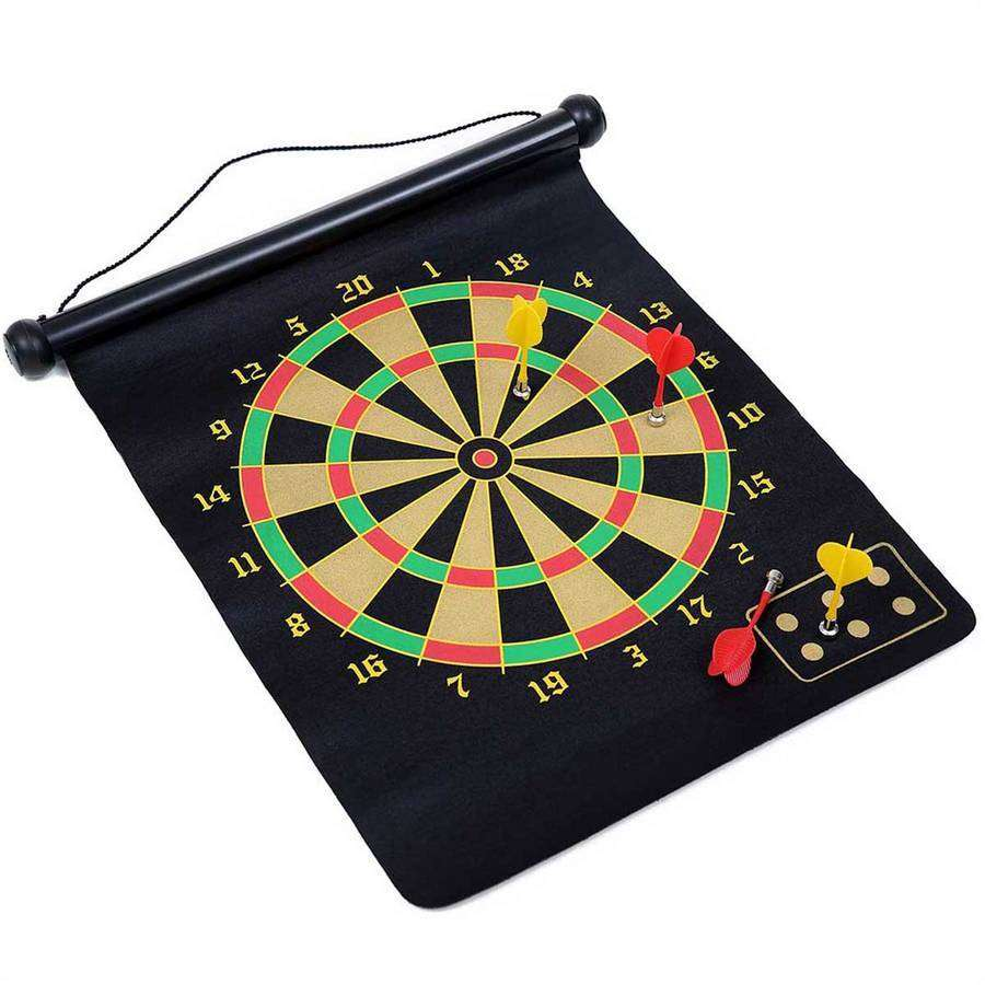 Magnetic Chess And Dart Board Kit
